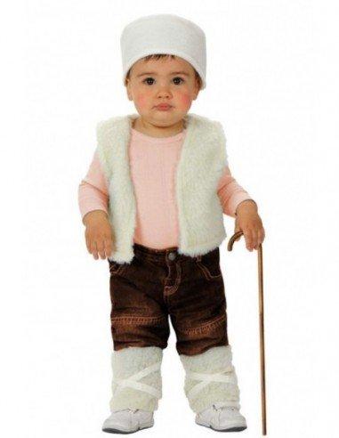 Disfraz de Pastor Bebé