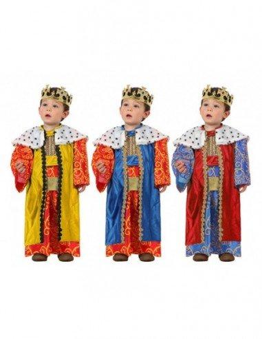 Disfraz de Rey Mago para Bebé
