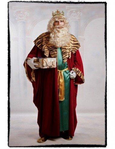 Disfraz de Rey Gaspar Lujo Adulto