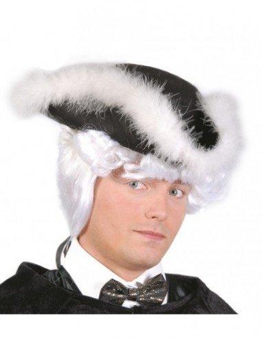 Sombrero de Fieltro de Almirante