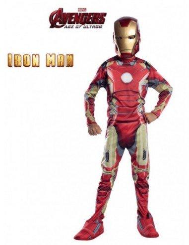 Disfraz de Iron Man de Los Vengadores...