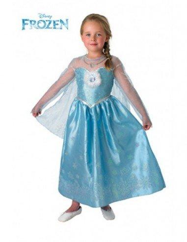 Disfraz de Elsa Frozen Deluxe