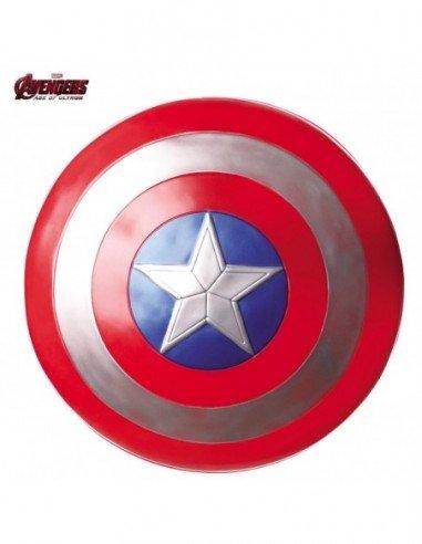 Escudo del Capitán América de Los...