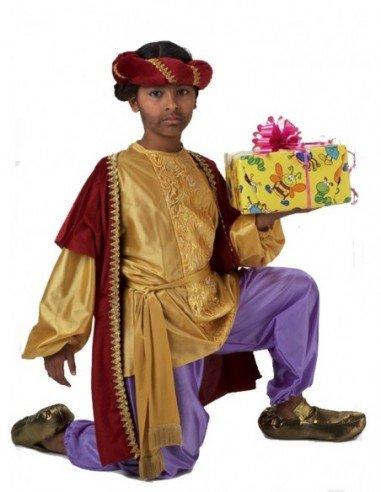 Disfraz de Paje del Rey Baltasar para...