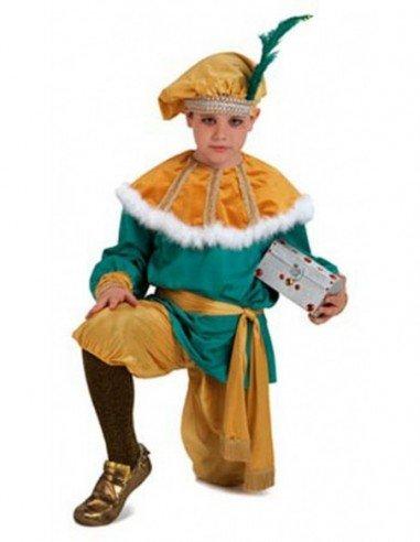 Disfraz de Paje del Rey Melchor para...