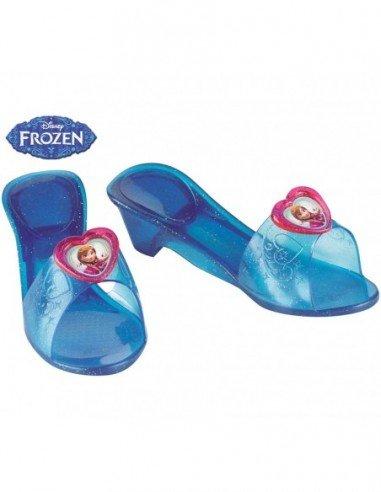 Zapatos de Anna de Frozen para Niña