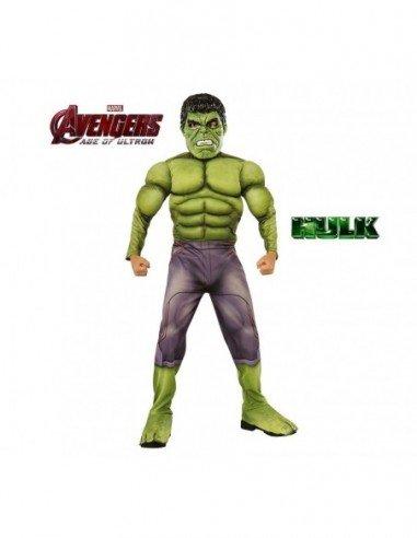 Disfraz de Hulk Premium Avengers 2