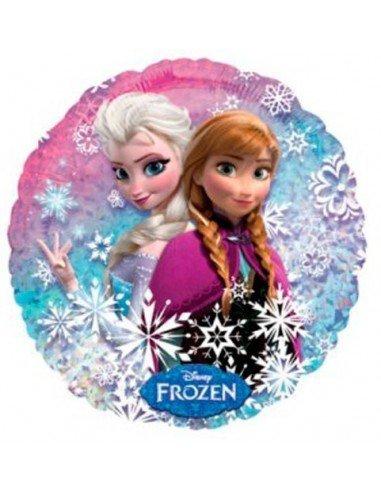 Globo de Helio Holográfico de Frozen...