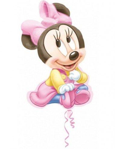 Globo Foil Minnie Mouse 84x33 cm