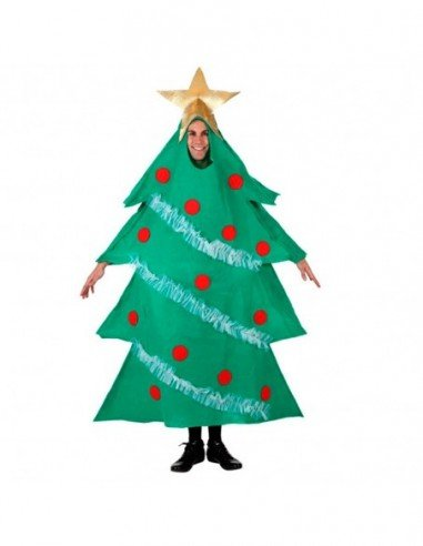 Disfraz Árbol Navidad Adulto