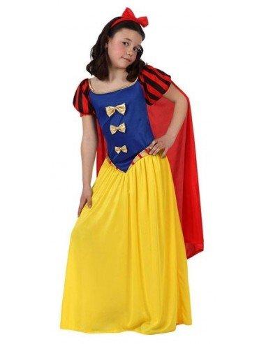 Disfraz de Princesa de las Nives...