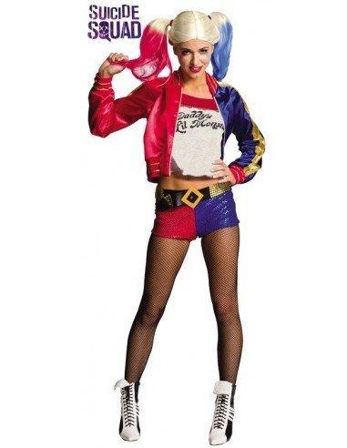 Disfraz Harley Quinn de Escuadrón...