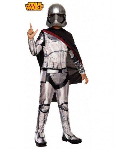Disfraz de Capitán Phasma para niño