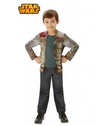 Disfraz de Finn deluxe de Star Wars...
