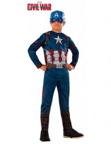 Disfraz de Capitán América Classic...