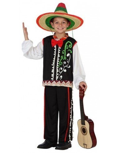Disfraz de Mariachi para niños