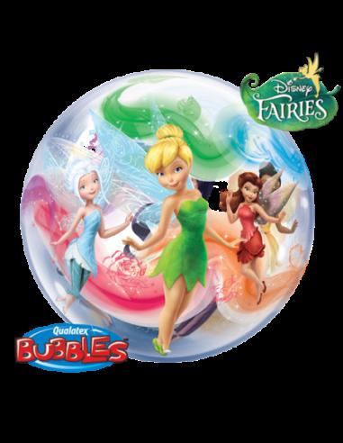 Globo Bubble Disney Fairies