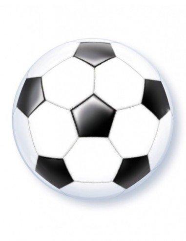 Globo Bubble Balón de Futbol