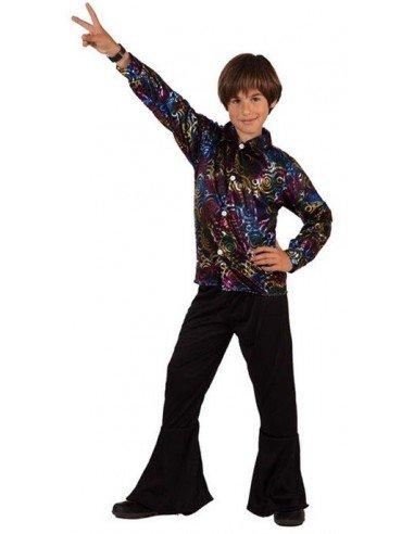Disfraz de Chico Disco para niño