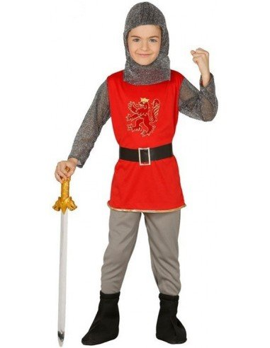 Disfraz de Caballero Feudal para niño