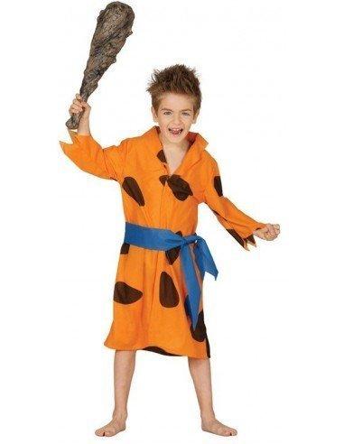 Disfraz de Cavernícola para niños