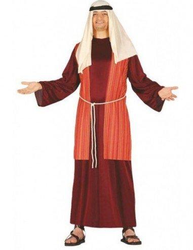 Disfraz de San José o Pastor adulto