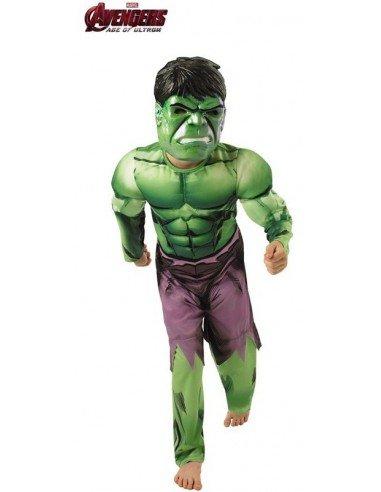 Disfraz de Hulk Avengers Deluxe para...