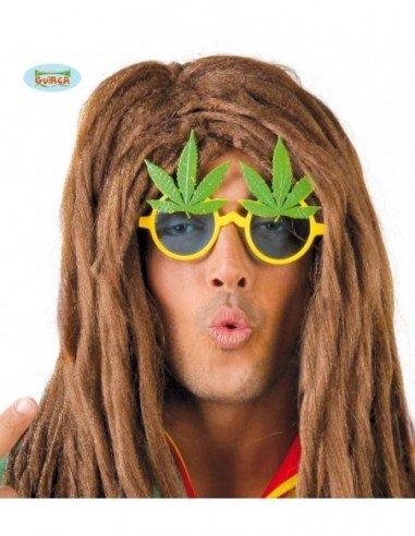 Gafas Rasta Hoja Marihuana