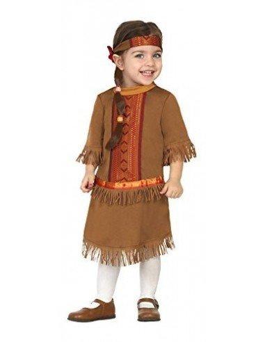 Disfraz de India bebé