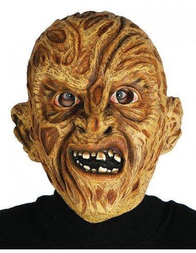 Máscara de Hombre Quemado