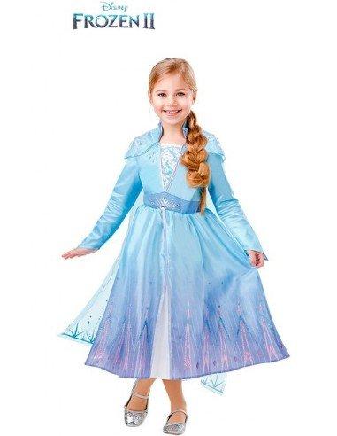 Disfraz de Elsa Travel Deluxe Frozen 2
