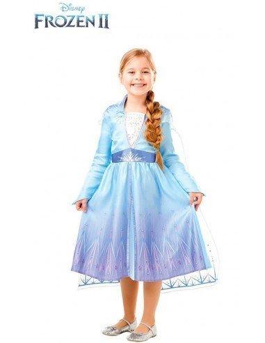 Disfraz de Elsa Travel Classic Frozen 2