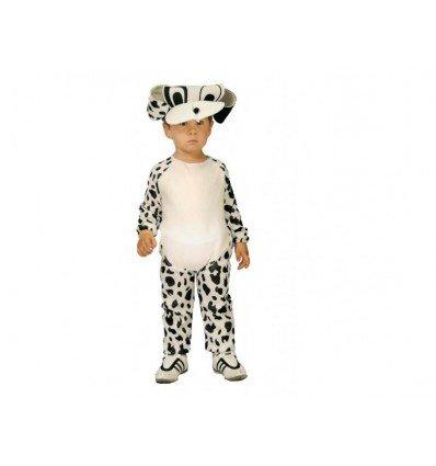 Disfraz de Dalmata Bebé