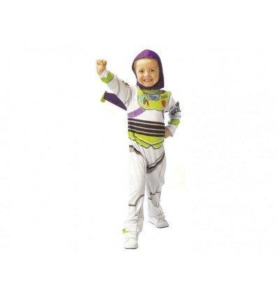Disfraz de Buzz Lightyear Classic Infantil en Caja