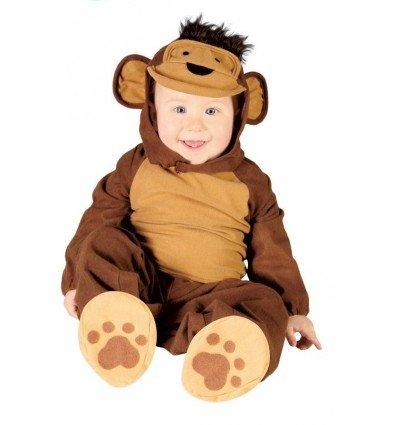 Disfraz de Monito Bebé
