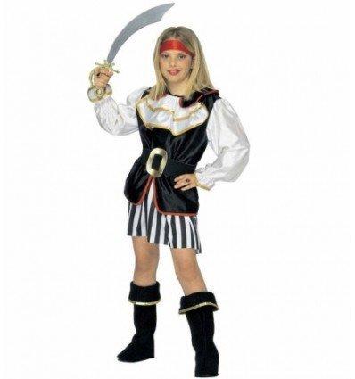 Disfraz de Chica Pirata