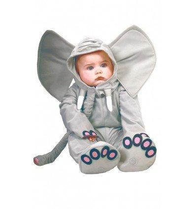 Disfraz de Elefante Bebé