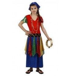 Disfraz de Gitana Infantil