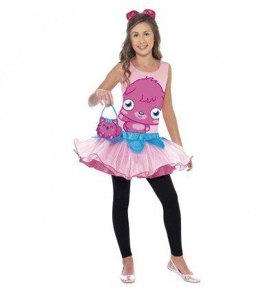 Disfraz de Poppet de Moshi Monsters Infantil