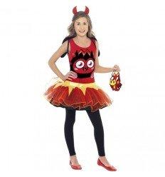 Disfraz de Diavlo de Moshi Monsters Infantil