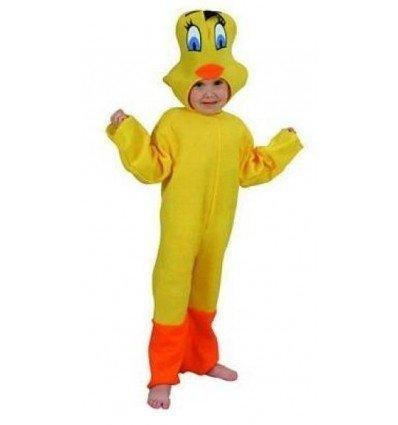 Disfraz de Canario Infantil