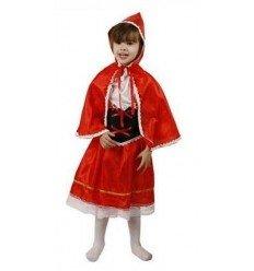 Disfraz de Caperucita Infantil