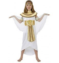 Disfraz de Reina del Nilo Infantil
