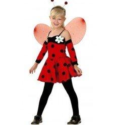 Disfraz de Hada Mariquita Infantil