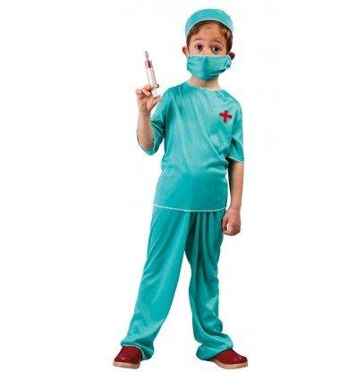 Disfraz de Doctor Cirujano Infantil