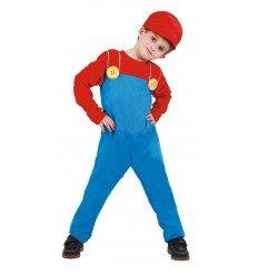 Disfraz de Maquinista de Tren Infantil