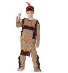 Disfraz de Indio Infantil Económico