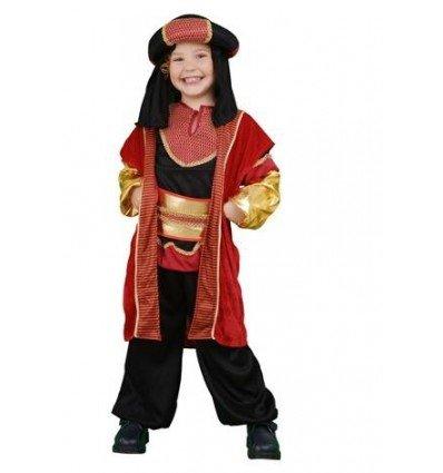 Disfraz de Sultan Real Infantil