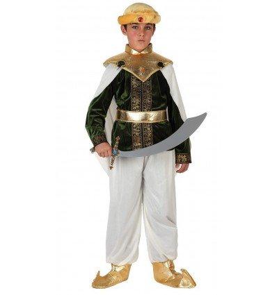 Disfraz de Príncipe Árabe Infantil