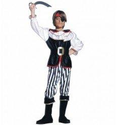 Disfraz de Pirata Niño Infantil